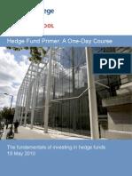 Imperial College Hedge Fund Primer