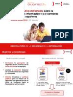 Resumen ejecutivo - Estudio sobre la seguridad de la información y la e-confianza de los hogares españoles (Informe anual 2010)