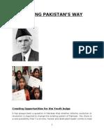 Leading Pakistan's Way