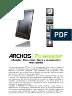 ARCHOS eReader