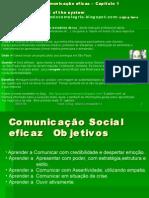 Curso Capitulo1 - COMUNICACAO Social EFICAZ
