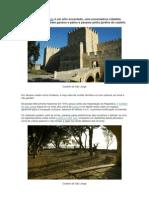 O Castelo de São Jorge - Lisboa