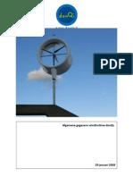 Wind Turbine DQi RAPPORT