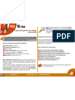 Brochure Progiciel Flux Rss
