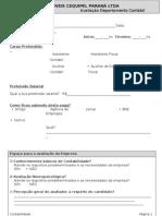 avaliação auxiliar contabil