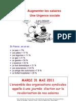 Greve Salaires 31 Mai 2011