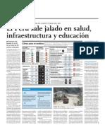 El Perú sale jalado en salud, infraestructura y educación