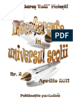 Interferente in Universul Scolii Nr 2