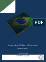 Partenaire Association Enfants d'Amazonie