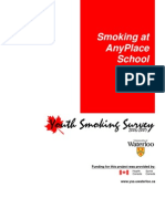 Foundational 7a Youth Smoking Survey Feedback Report Manske Leather Dale