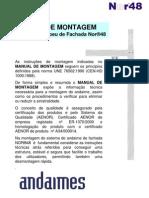 Manual de Montagem Nor