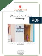 Om Ashram Trust Brochure