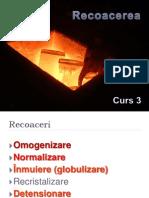 C3-Recoacerea