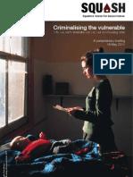 Criminalising the Vulnerable