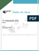 Dados de Deus - 1o simulado ITA (Física)