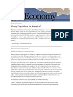 NV Crony Capitalism in America National Journal 090413