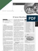 Sector Microfinanza Parte II