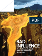 Green Peace Bad Influence Report LOWRES