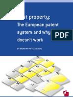 Patents BP 050609
