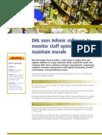 Infonic Case Study DHLExelSupplyChain DM