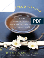 The Art of Flourishing by Jeffrey B. Rubin, Ph.D - Excerpt