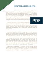Conocimientos Basicos Del g.p.s.