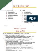 Tema6 Servlets y JSP