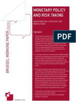 Wp 2010 00 Monetary Policy Risk Taking