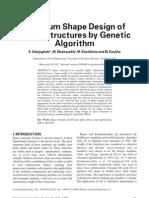 Genetic Algorithm Space
