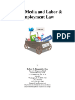 Social Media and Labor and Employment Law
