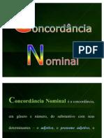 CONCORD+éNCIA NOMINAL