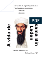 Trabalho Bin Laden