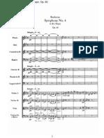 Symphony No. 4 in Bb Major, Op. 60