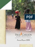 PCP Annual Report 2010