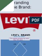 Levi's Brand Equity