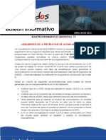 Boletin Informativo UNIDOS No.17