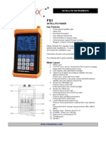 CX FS1 Brochure
