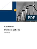Cookbook Payment Scheme e