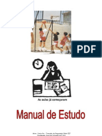 Manual de Estudo