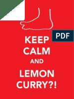 Lemon Curry