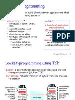 Socket Java Example
