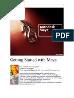Manual Maya 3D parte 8, Completo Editado Ate Pag 262 !