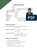 CV - Jorge Hernandez