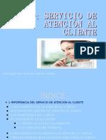 Tema 9- servicio de atención al cliente-Yolanda Cabello Alcaide