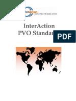 PVO Standards January 6 2011_0