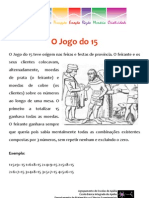 03_Jogo Do Quinze LOGO