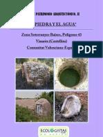 Ecologistas La Piedra y El Agua en Soterranyes 2011