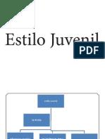 ESTILO JUVENIL