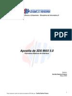 Apostila 3DSMAX5 Interface CeciliaFranco