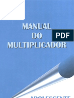 Manual Do Multiplicador
